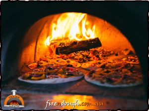 Fire 'N' Dough Pizza