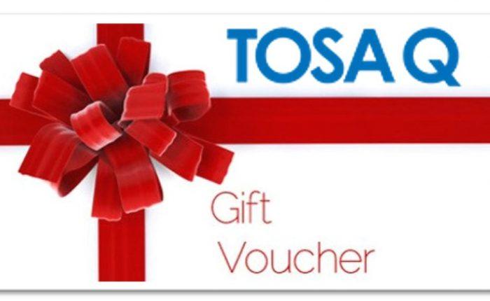TOSAQ Gift Voucher
