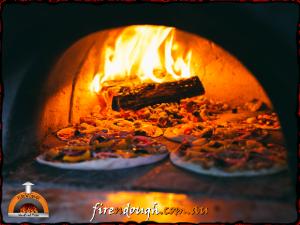 Fire 'N' Dough Pizza