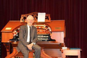 Tony Fenelon at the TOSAQ Christie Cinema Pipe Organ